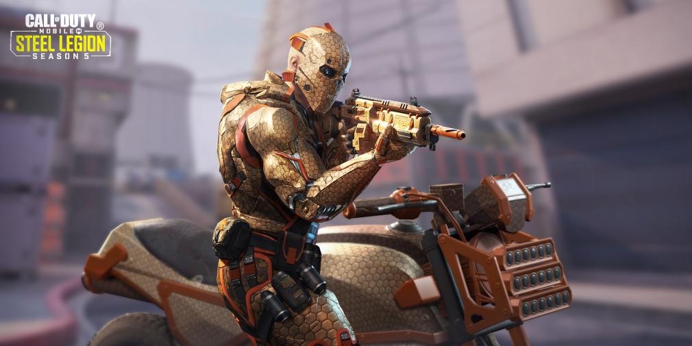 Dewagg Season 5 Call Of Duty Mobile Dimulai Hari Ini Dewagg