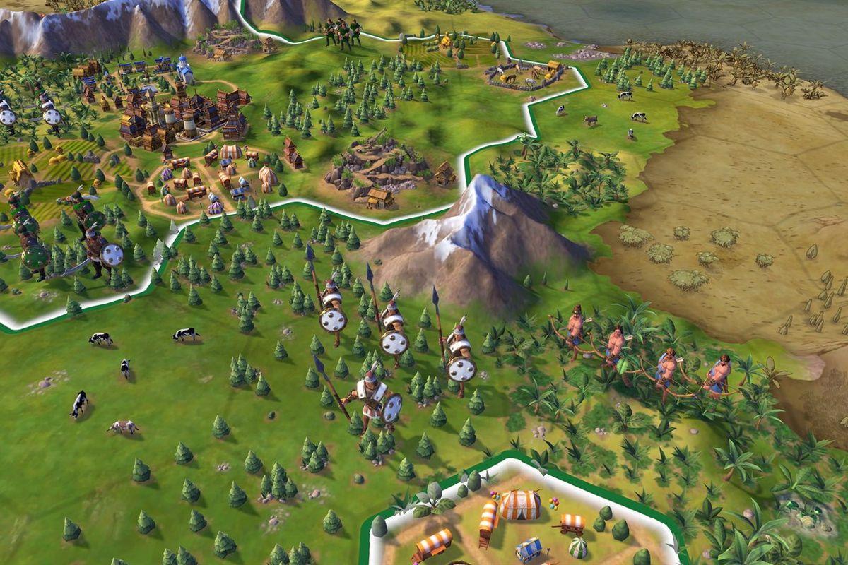 DewaGG   Season Pass dan 6 DLC baru Civilization 6 - DewaGG