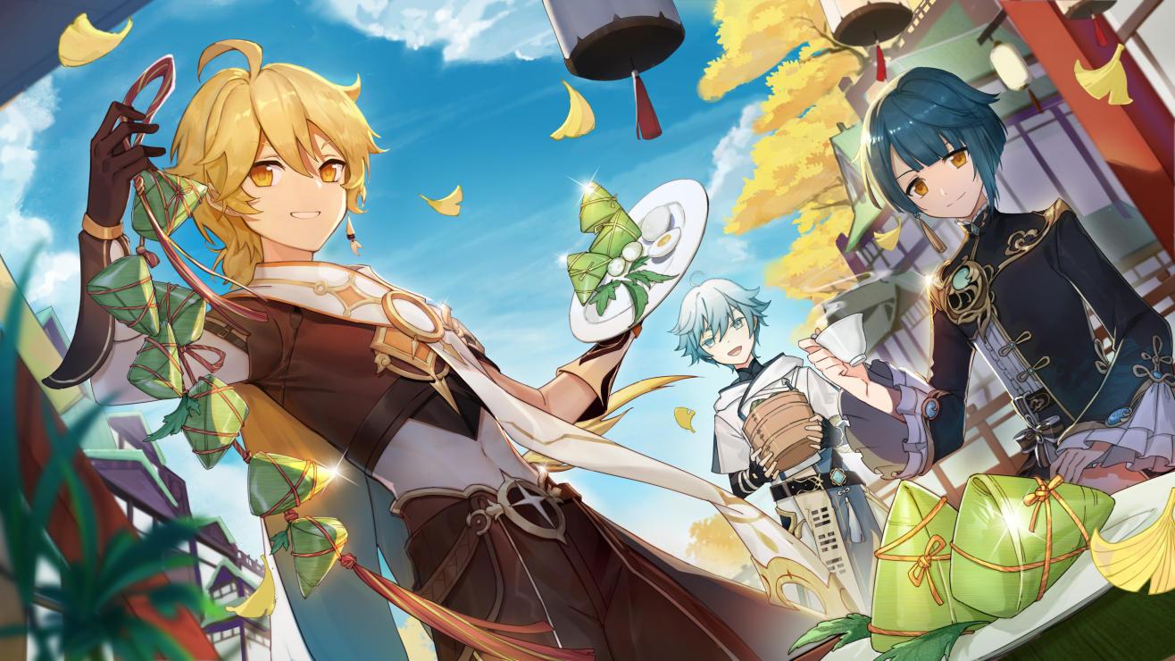 Dewagg Genshin Impact Akan Mengadakan Event Bergaya Novel Visual Dewagg